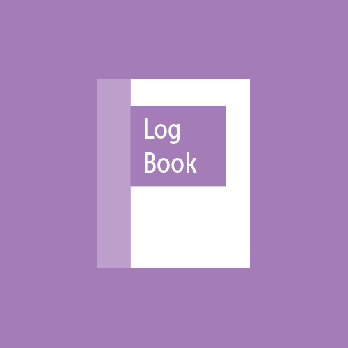 Visitors, Log & Business Books